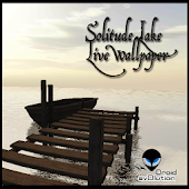 Solitude Lake 3D Livewallpaper