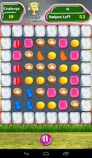 Swiped Candy- screenshot thumbnail