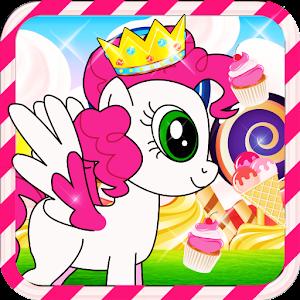 Little Pony Candy Land HD Full 街機 App Store-愛順發玩APP