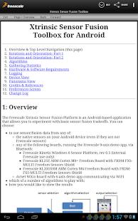 Sensor Fusion Toolbox - screenshot thumbnail