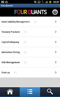 FourQuants - Finance Courses- screenshot thumbnail