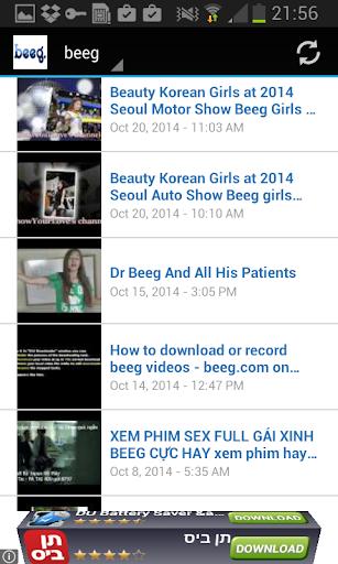 The Beeg Videos