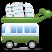Medjunarodne autobuske karte
