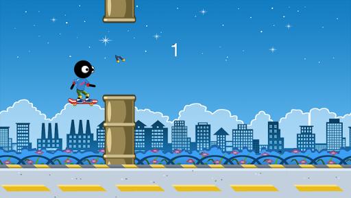 Stickman Race -Free Jumpy Game