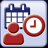 ZeitApp.eu Außendienst Manager