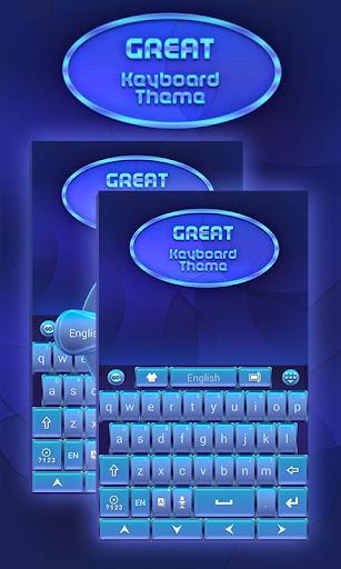 大键盘主题