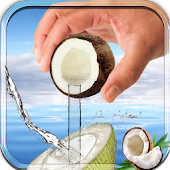 Coconut Water Fall