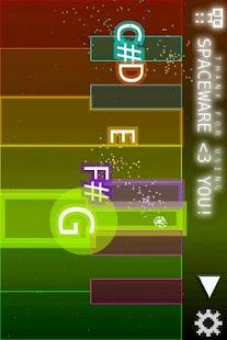 Space Piano- screenshot thumbnail
