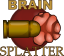 Brain Splatter logo