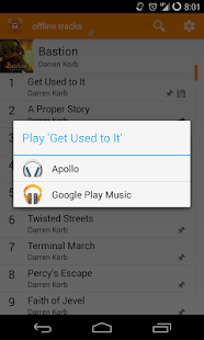 Play Music Exporter - screenshot thumbnail