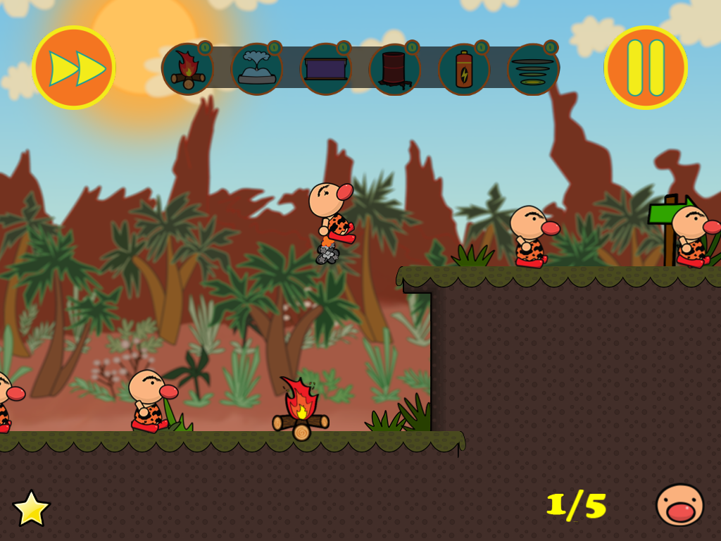 Wobbles- screenshot