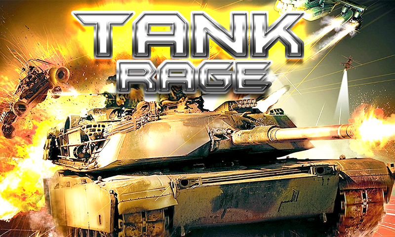 Tank Rage - screenshot