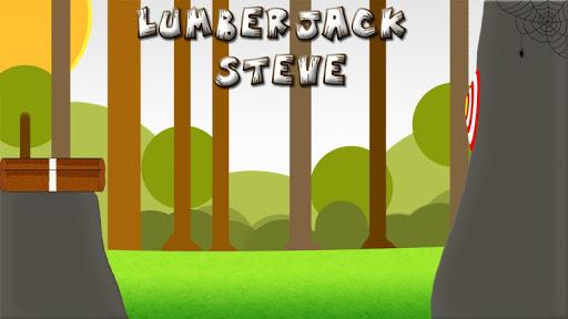 Lumberjack Steve