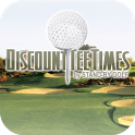 Discount Tee Times icon
