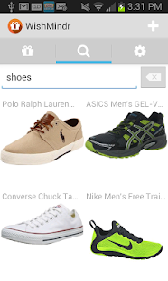 WishMindr - Wish List App- screenshot thumbnail