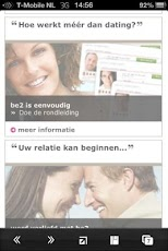Be2.nl Méér dan dating Android Social