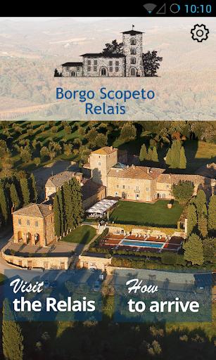 玩旅遊App|Borgo Scopeto免費|APP試玩