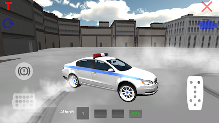 Police Car Driver 3D Simulator 1.1 screenshot 85966