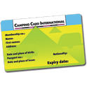 Camping Card International icon