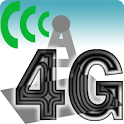 4G Wireless Look out logo