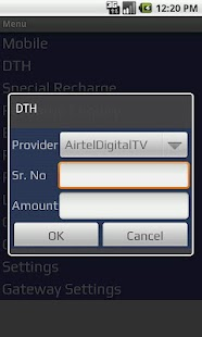 Bonrix MultiSIM MobileRecharge- screenshot thumbnail