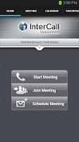 Screenshot of MobileMeet