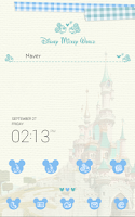 Screenshot of Disney mickey world dodol