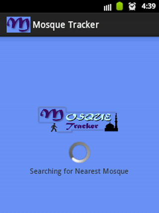 Mosque Tracker