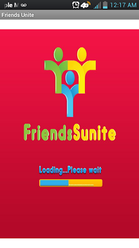 FriendsUnite Social Network