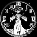 Full Moon Clock icon