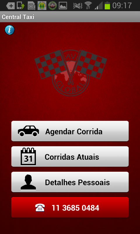 Central Taxi - screenshot