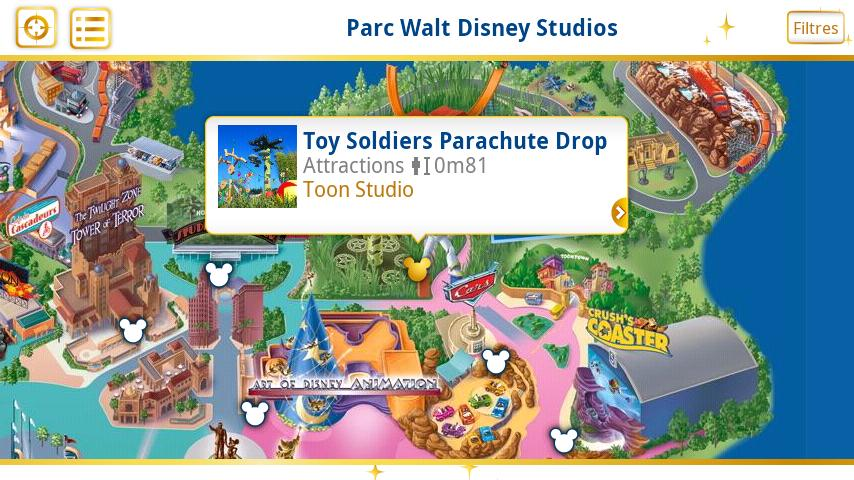 Disneyland® Paris - screenshot