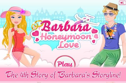 Barbara's Honeymoon Love