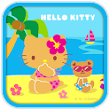 Hello Kitty Love Bikini Theme icon