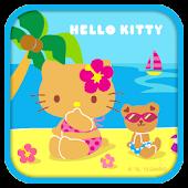 Hello Kitty Love Bikini Theme