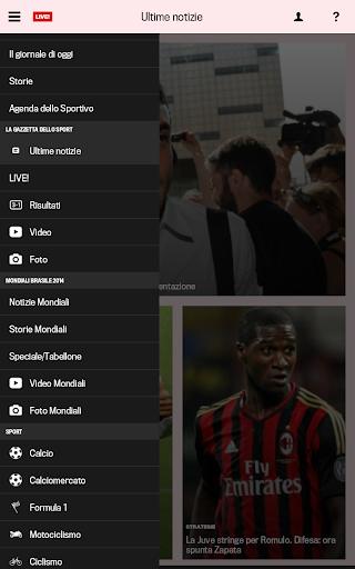 【免費新聞App】Gazzetta Gold-APP點子