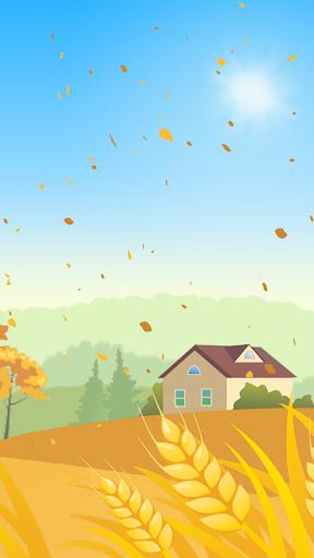 Parallax Autumn Live Wallpaper