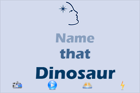 Name that Dinosaur for free