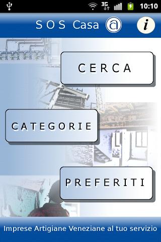 【免費商業App】ArtigianiVE - SOS Casa-APP點子