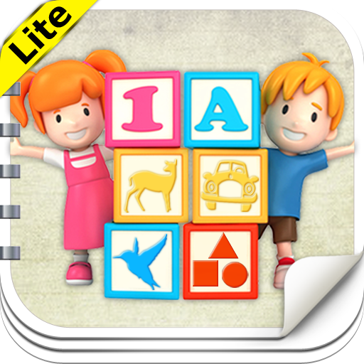 子供の幼稚園ゲームTAB Liteの 教育 App LOGO-APP試玩