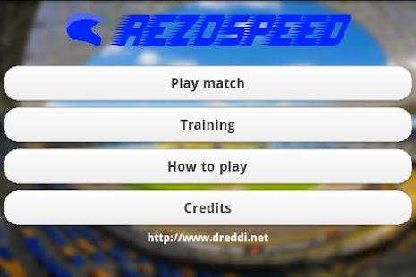 Rezo Speed- screenshot thumbnail