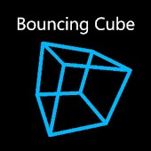 Bouncing Cube Live Wallpaper