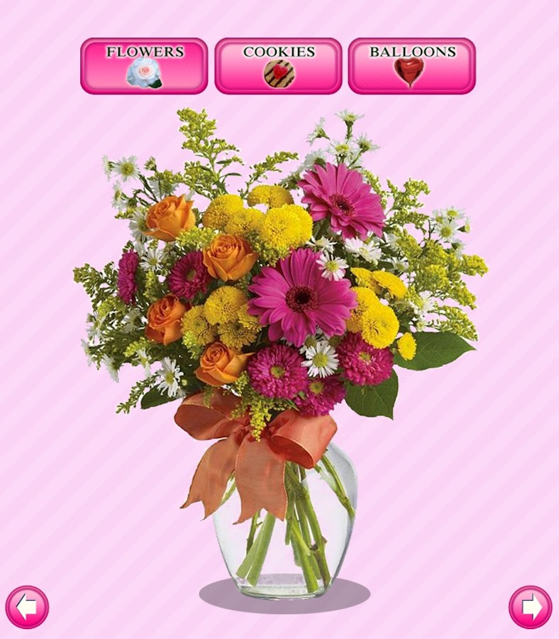 Virtual Bouquet Builder | Wedding Gallery