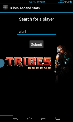 Tribes Ascend Stats