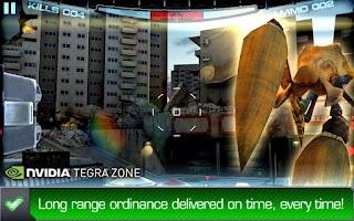 Screenshot of Razor Salvation