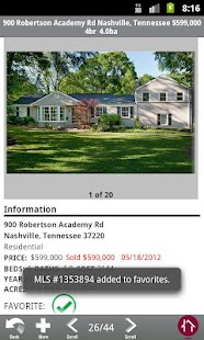 Zeitlin Realtors - screenshot thumbnail