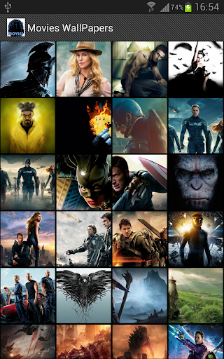 Movies on your WALL