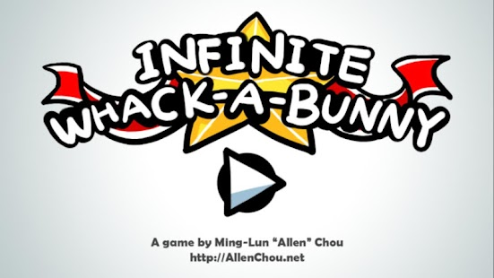 Infinite Whack-A-Bunny- screenshot thumbnail
