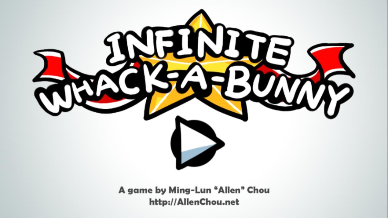 Infinite Whack-A-Bunny- screenshot