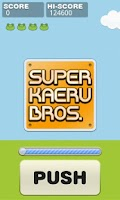 Screenshot of Super Kaeru Bros.
